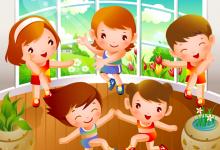 Непоседы (раннее развитие с элементами фитнеса)